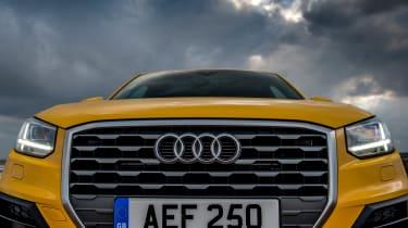 Audi Q2 - grille