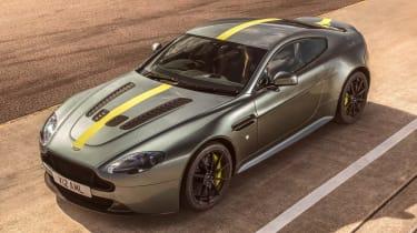 Aston Martin Vantage V12 AMR - front
