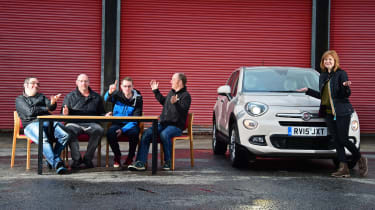 Fiat 500X long termer - second report