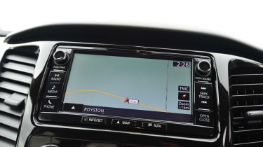 Mitsubishi L200 long termer - fourth report sat-nav