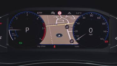 Volkswagen Caravelle - dials