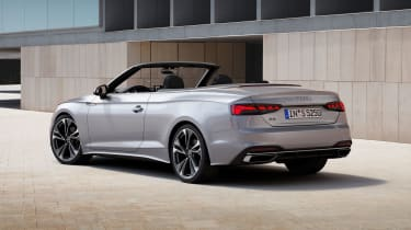 Audi A5 Cabriolet - rear static