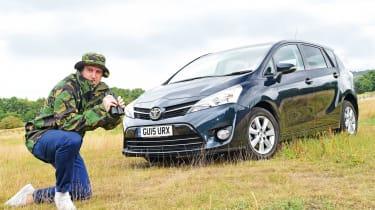 Toyota Verso long-termer Steve header