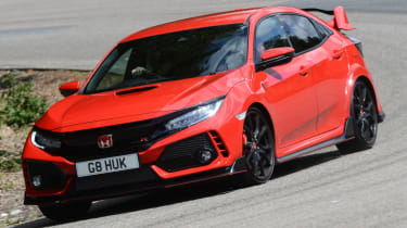 Best hot hatchbacks of the 2010s - Civic Type R