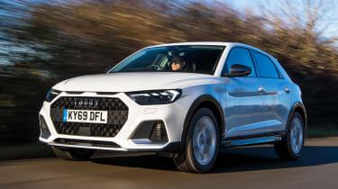 Audi A1 Citycarver - front