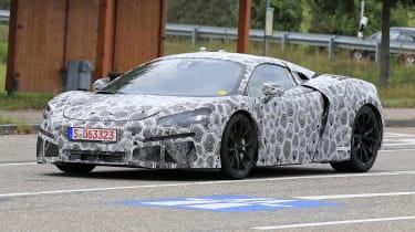 McLaren Artura - spyshot 3
