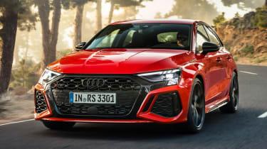 Audi RS 3 Sportback - front