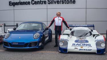 Porsche 911 British Legends Edition Derek Bell Porsches