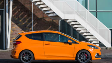 Ford Fiesta ST Performance Edition - side