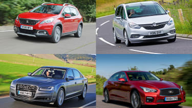 Top used car bargains