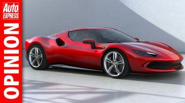 Opinion Ferrari