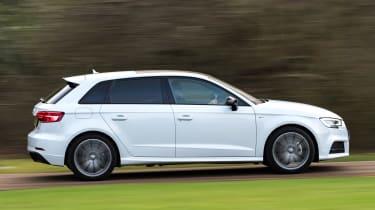 Audi A3 side