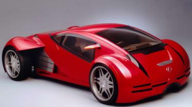 Lexus 2054