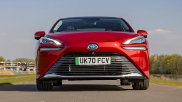 Toyota Mirai - full front