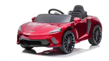 McLaren GT ride-on toy - front
