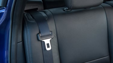Used Nissan Qashqai Mk2 - seat belt