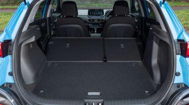 Hyundai Kona - boot