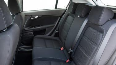 Fiat Tipo - rear seats