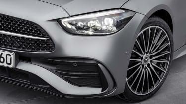 Mercedes C-Class - front detail
