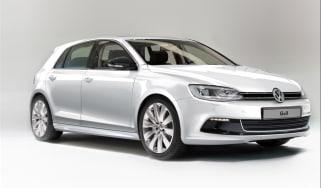 Volkswagen Golf MkVII front