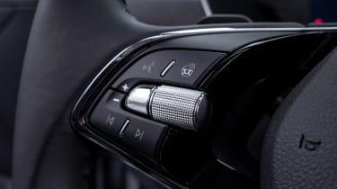 Skoda Octavia - steering wheel controls