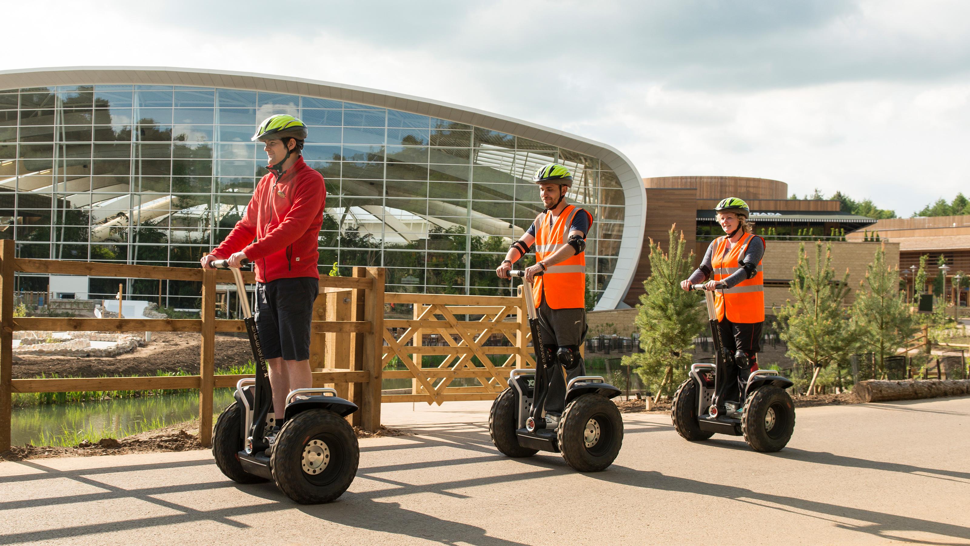 Segway PT's tilt at electric transport revolution comes to an end