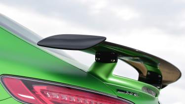 Mercedes AMG GT R - spoiler