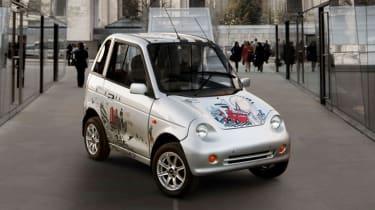 The worst cars ever made - G-Wiz