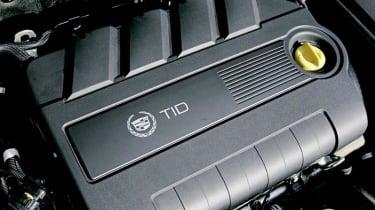 Cadillac BLS engine