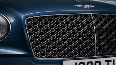 Bentley Continental GT Mulliner Convertible - grille