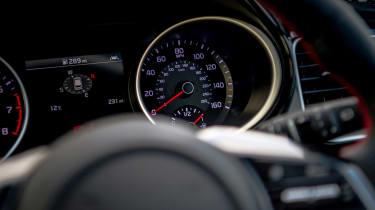 Kia Ceed GT - dials