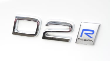 Volvo V40 long-term - first report D2 R-Design badge