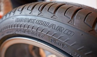 Bridgestone DriveGuard run-flat