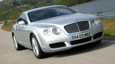 Best British Modern Classics - Bentley Continental GT