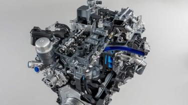 Jaguar F-Type 2.0 T engine 2