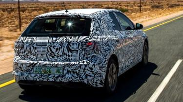 New Volkswagen Polo 2017 prototype