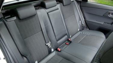 Toyota Auris Touring Sports seats