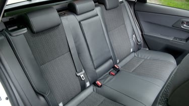 Toyota Auris Touring Sports seats