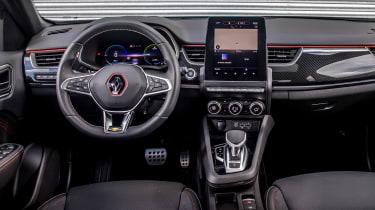Renault Arkana - dash