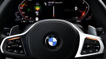 BMW X5 - Instruments