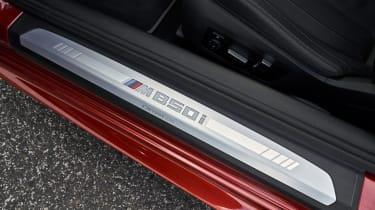 BMW 8 Series - sill