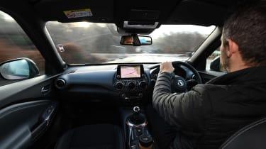 Nissan Juke Tekna: long-term test review - first report Richard Ingram