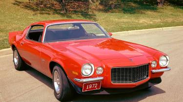Chevrolet Camaro 50th Anniversary - 1970 Camaro
