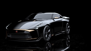 Nissan GT-R50 by Italdesign prototype