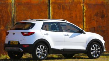 New Kia Stonic - rear static