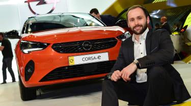 Vauxhall Corsa-e - Jonathan Burn
