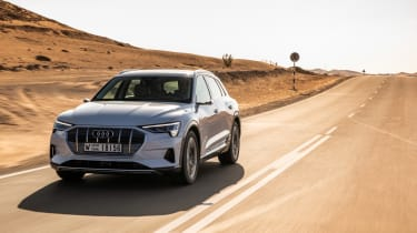 Audi e-tron 2019 review