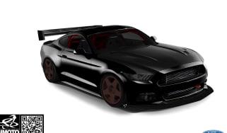 Mustang Bisimoto
