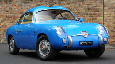 Fiat-Abarth 750 GT front