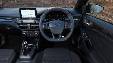 ford focus estate interior